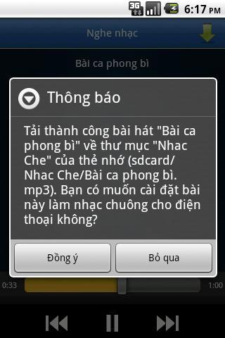 Nhạc Chế- screenshot