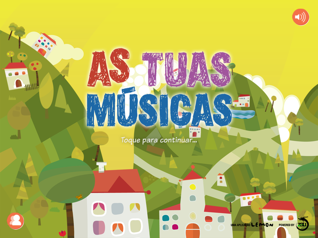 As Tuas Músicas - screenshot