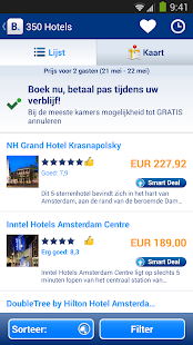 Booking.com - 425.000+ hotels - screenshot thumbnail