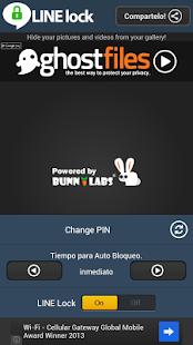 玩免費工具APP|下載LINE的鎖定:保持您的信息安全 app不用錢|硬是要APP