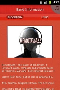 Remotejazz - screenshot thumbnail