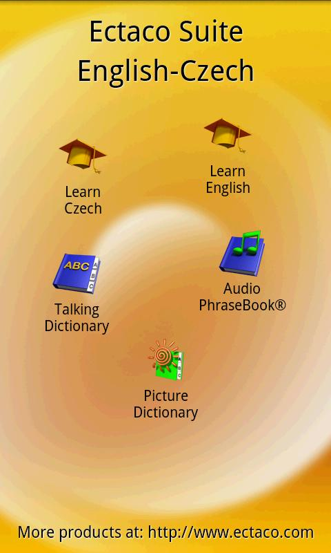 English - Czech Suite- screenshot