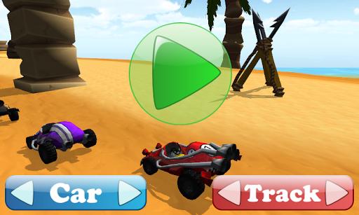Offroad Cart Rally 3D