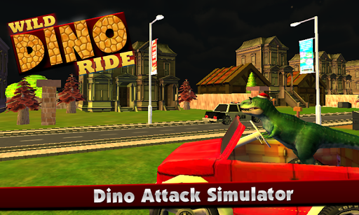 Wild Dino Ride 3D