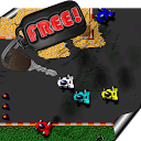 High Octane :Top Down Racing mobile app icon