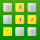 Remember Number (Card Puzzle)