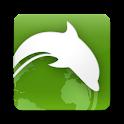 ドルフィンブラウザ logo