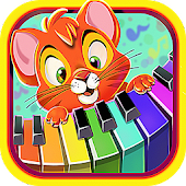 Piano for kids - babies synth