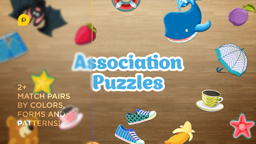 Mini-U: Association Puzzles