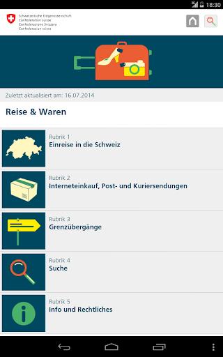 【免費旅遊App】Reise & Waren-APP點子