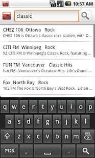 Rogers Radio - screenshot thumbnail