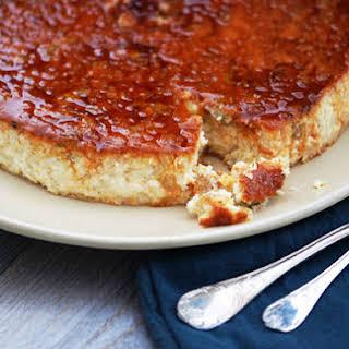 Flan de Arroz con Leche (Rice Pudding Flan).