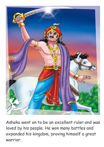 Great Personalities - Ashoka