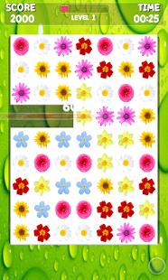 Match Flower - Girl For Game