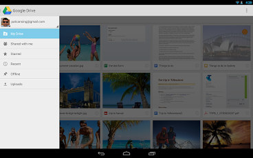 Google Drive Screenshot 0