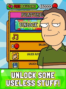 Rick and Morty: Jerry's Game: miniatura de captura de pantalla