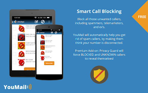 YouMail Visual Voicemail - screenshot thumbnail