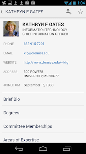 The Official Ole Miss App: miniatura de captura de pantalla