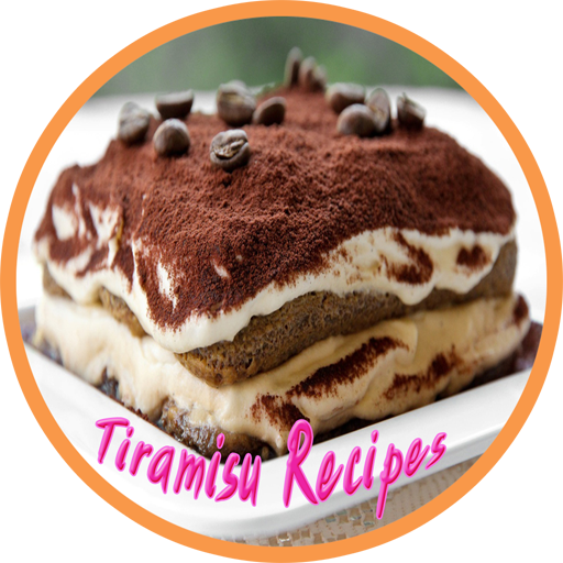 Tiramisu Recipes LOGO-APP點子