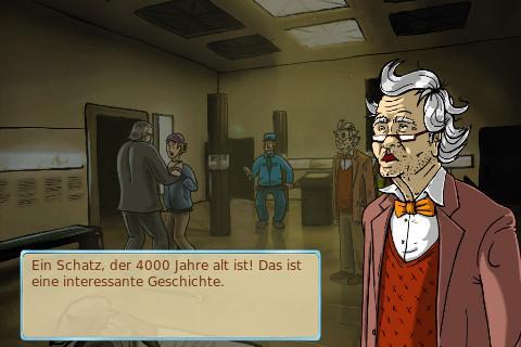 Adventure German- screenshot