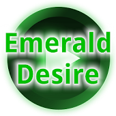 Poweramp Emerald Desire Skin