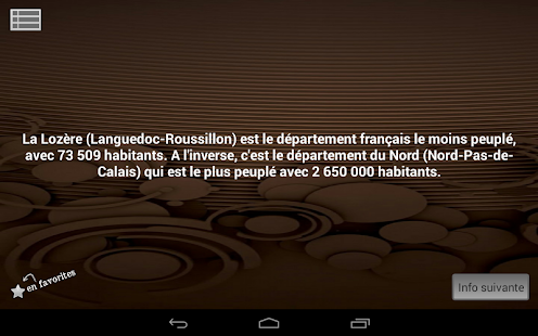 Download Infos Inutiles et Insolites APK for Android
