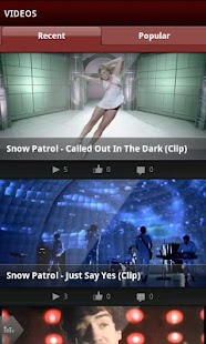 Snow Patrol - screenshot thumbnail