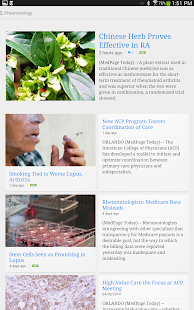 MedPage Today - screenshot thumbnail