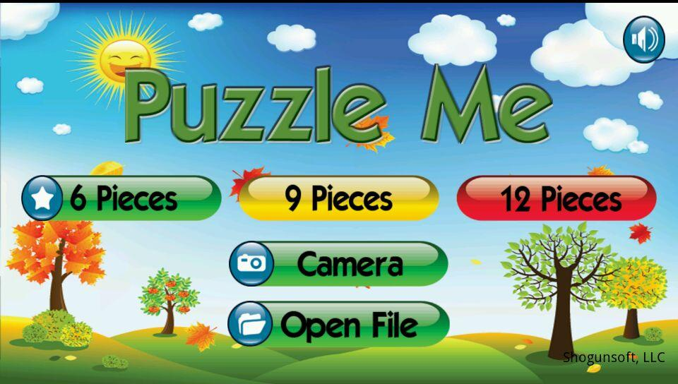 Puzzle Me- screenshot