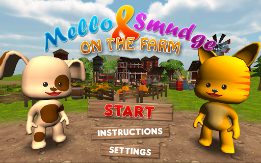 Kids Mello Smudge - The Farm