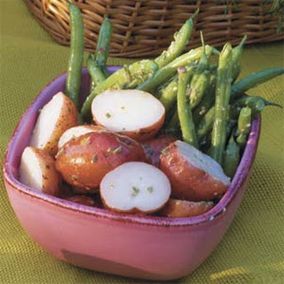 Green Bean-and-New Potato Salad.