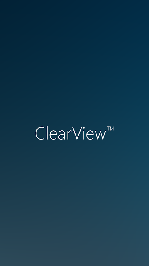 ClearViewAR- screenshot