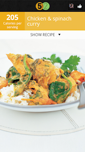 5:2 Fasting Diet Recipes– miniatyr av skärmdump