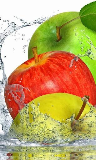 Fruit Apples HD Wallpaper