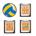 Volleyball Tactics Board Beta icon