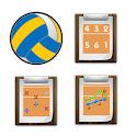 Volleyball Tactics Board Beta icon