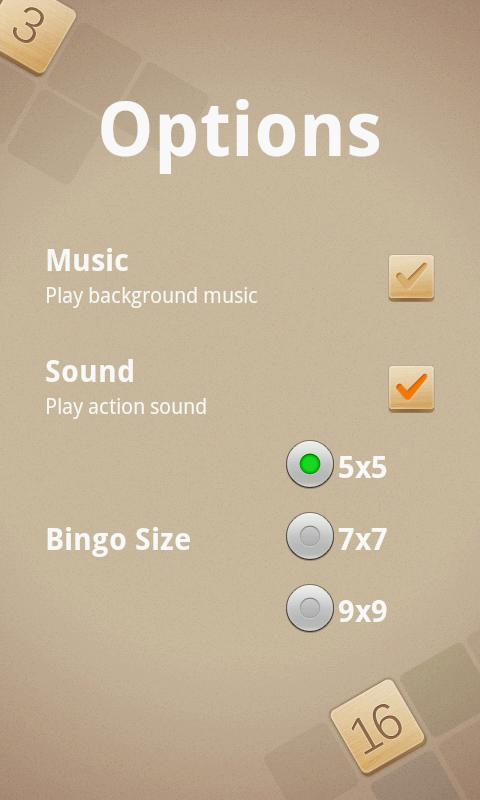 BT Couple Bingo- screenshot