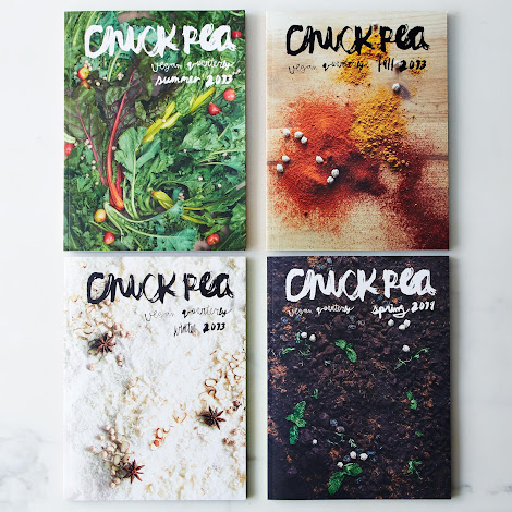 Chickpea Magazine Collection, 4-pack