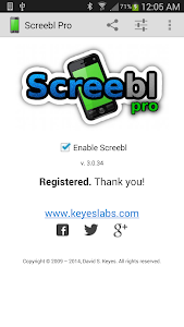 Screebl - Total Screen Control v3.0.50