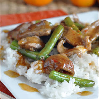 Beef With Garlic Sauce Chinese Recipes.