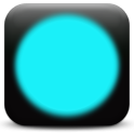 Flashlight Blue PRO icon