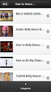 How to Dance Belly Dance