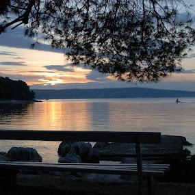 sunset by Dijana Zekan - Novices Only Landscapes ( sunset )