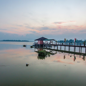 Bukit Merah by Boon Chan Gee - Landscapes Sunsets & Sunrises