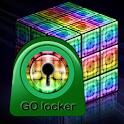 GO Locker Style rainbow cube icon
