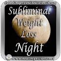 Subliminal Weight Loss Night icon