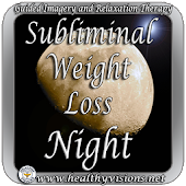 Subliminal Weight Loss Night