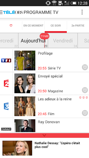 TéléObs le guide TV de L'Obs