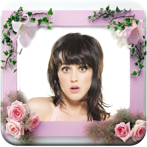 Flower Photo Frames LOGO-APP點子