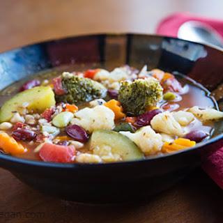 Susan's Dirty Little Secret Soup